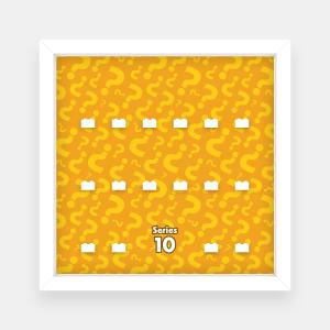 Ramka dla Lego Minifigures (Seria 10)