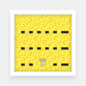Ramka dla Lego Minifigures (Seria 16)