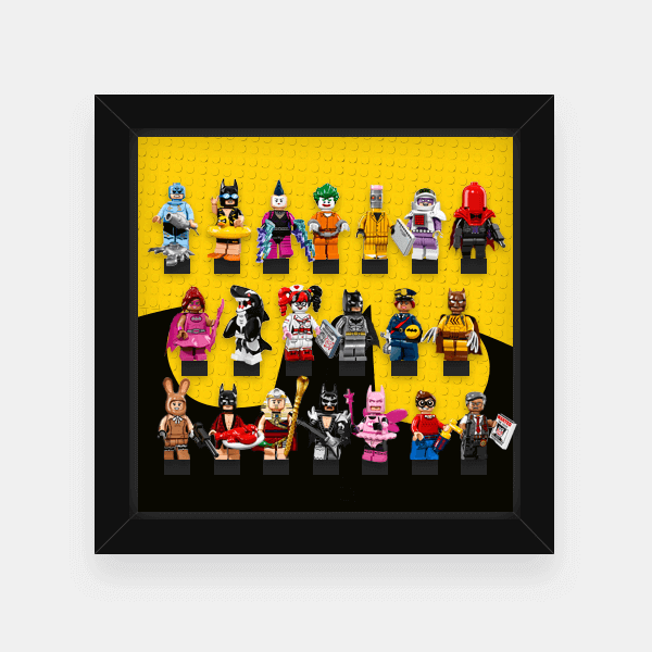 LEGO Minifigures Batman