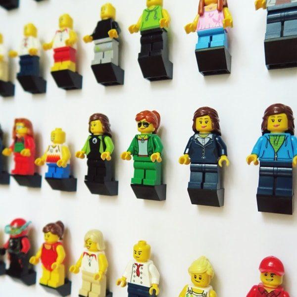 Duża klasyczna ramka LEGO