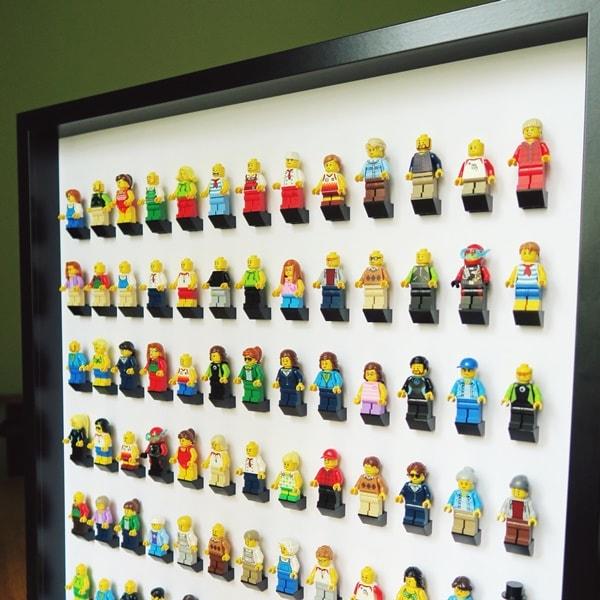 Jak Przechowywać Klocki Lego Figurkowe Ramki