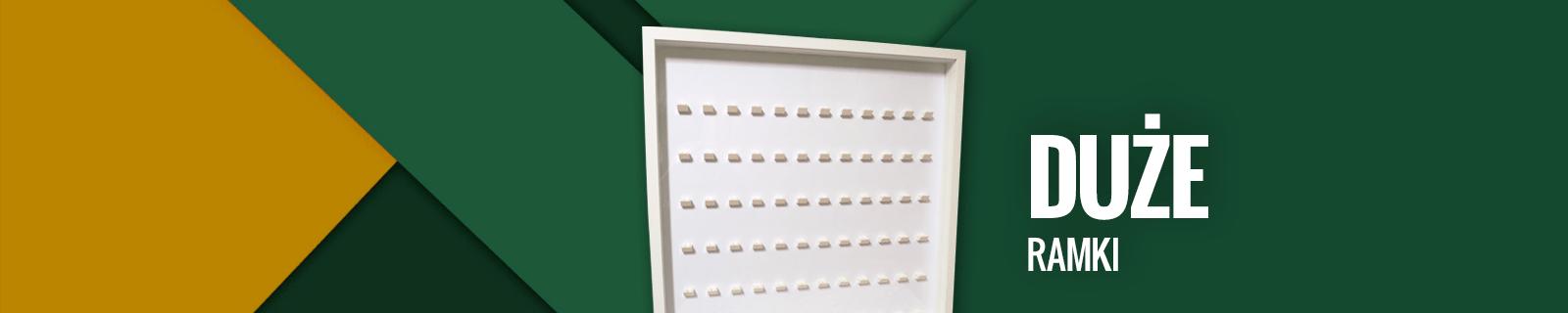 Duża ramka klasyczna na minifigurki LEGO