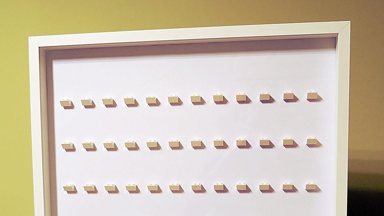 Duże ramki na ludziki LEGO