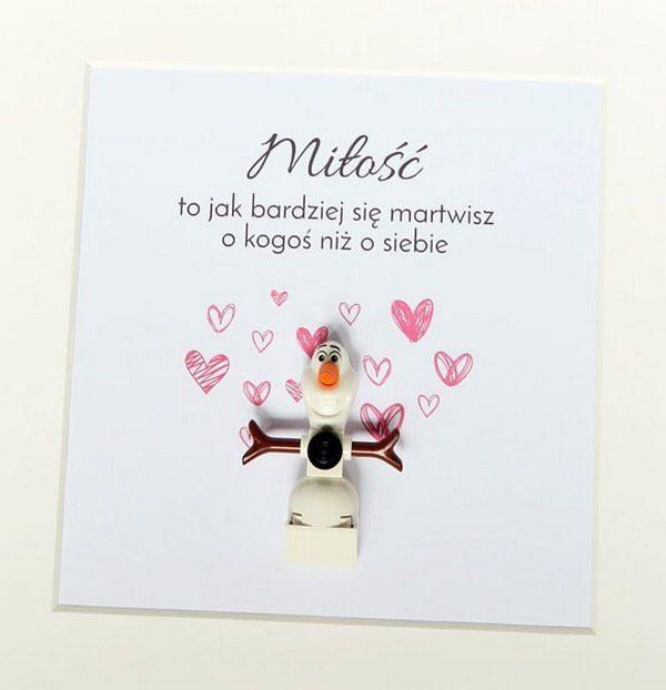 Olaf – Miłość to jak bardziej...