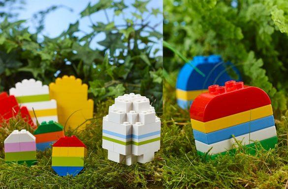 Wielkanoc z LEGO DIY