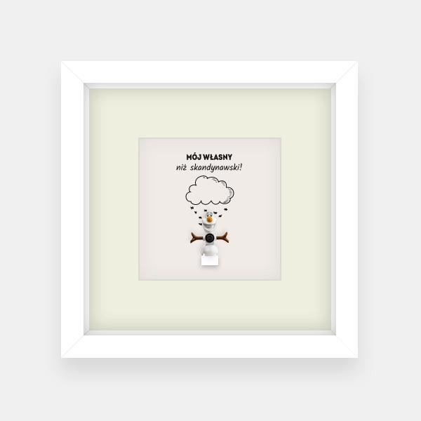 Olaf – czarna chmurka
