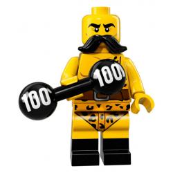 Lego Minifigures 71018 Cyrkowy Siłacz