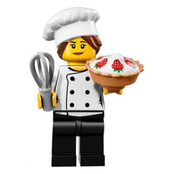 Lego Minifigures 71018 Wyśmienity Szef