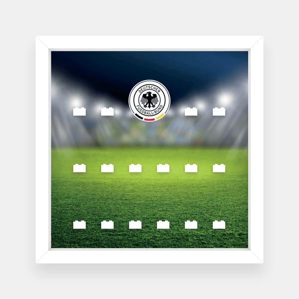 Ramka dla Lego Minifigures (Seria German Football Team) - #3 Murawa