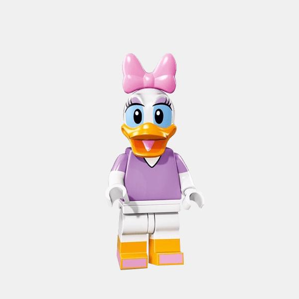 Kaczka Daisy - Lego Minifigures 71012 The Disney Series - dis009