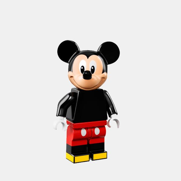 Myszka Miki - Lego Minifigures 71012 The Disney Series - dis012