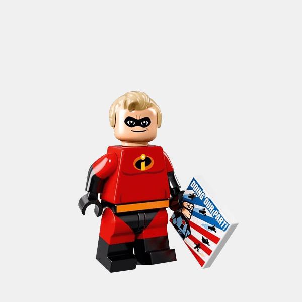 Iniemamocny - Lego Minifigures 71012 The Disney Series - dis013