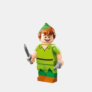 Piotruś Pan - Lego Minifigures 71012 The Disney Series - dis015