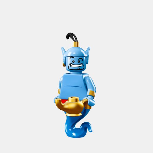 Dżin - Lego Minifigures 71012 The Disney Series - dis005