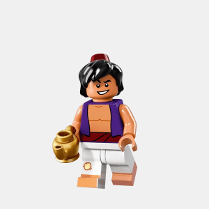 Aladyn - Lego Minifigures 71012 The Disney Series - dis004