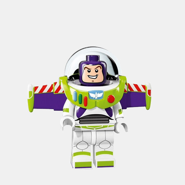 Buzz Astral - Lego Minifigures 71012 The Disney Series - dis003