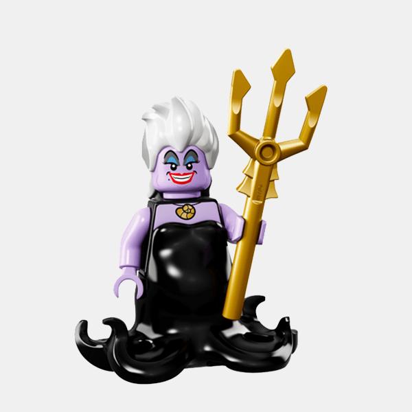 Urszula - Lego Minifigures 71012 The Disney Series - dis017