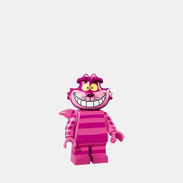 Kot z Cheshire - Lego Minifigures 71012 The Disney Series - dis008