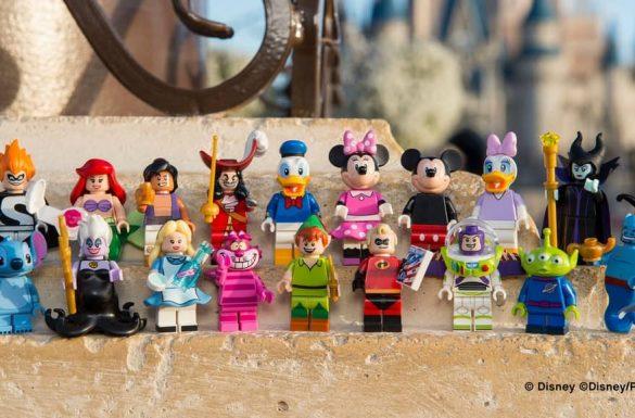 Disney Minifigurki LEGO
