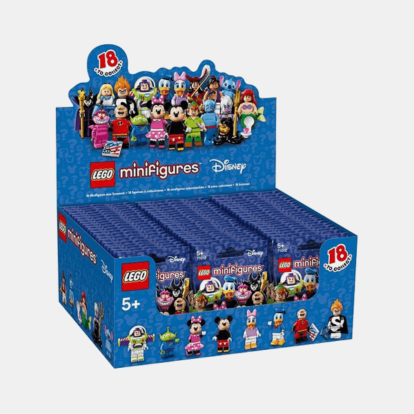 Lego Minifigures 71012 The Disney Series