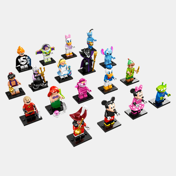 Lego Minifigures 71012 The Disney Series