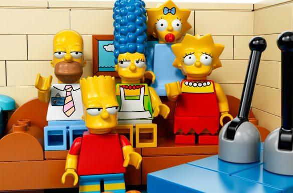 LEGO Simpsonowie