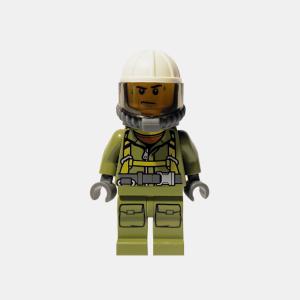 Badacz wulkanu – Lego City – cty682