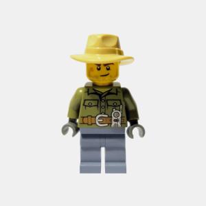 Badacz wulkanu – Lego City – cty684