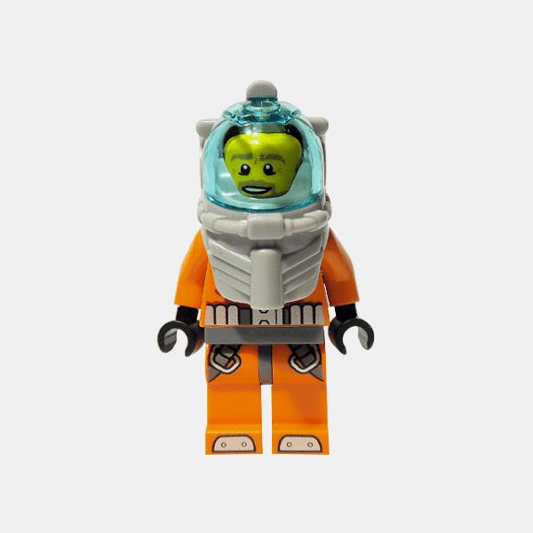 Nurek głębinowy – Lego City – cty560