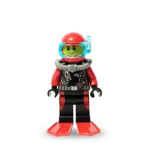 Nurek - Lego City - cty558