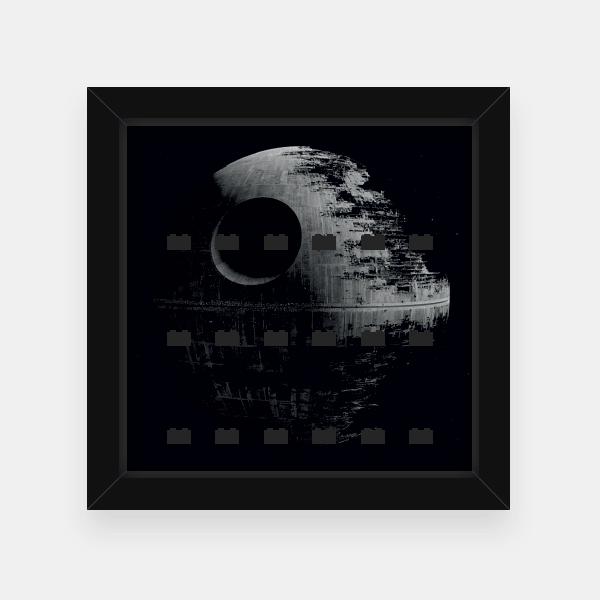 Ramka Lego Star Wars