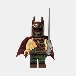 Tartan Batman – Lego The Batman Movie – sh304