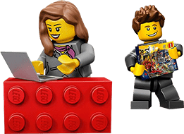 Minifigurki LEGO