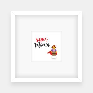 Supermama #3 - prezent dla Mamy