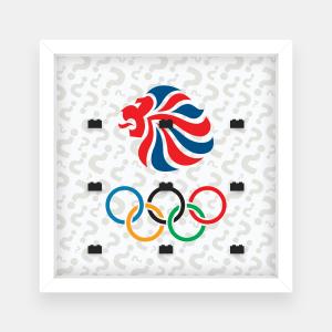 Ramka dla Lego Minifigures (Seria Team GB Olympic) #2