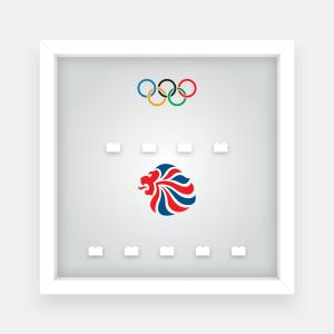 Ramka dla Lego Minifigures (Seria Team GB Olympic) #3