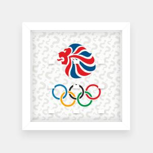Lego Minifigures GB Team Olympics