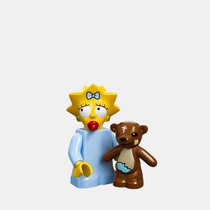 Maggie Simpson - Lego Minifigures 71005 The Simpsons Series 1 - colsim-5
