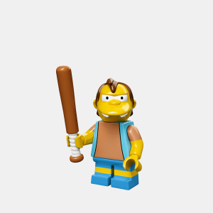 Nelson Muntz – Lego Minifigures 71005 The Simpsons Series 1 – colsim-12