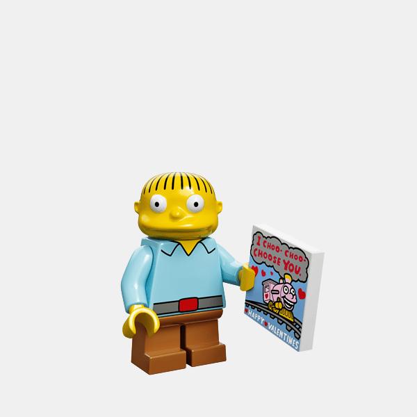 Ralph Wiggum - Lego Minifigures 71005 The Simpsons Series 1 - colsim-10