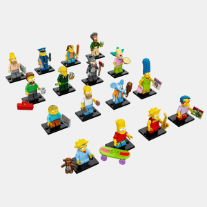 Lego Minifigures 71005 The Simpsons Series 1