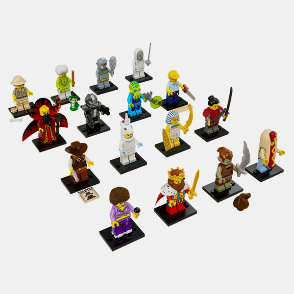 Lego Minifigures 71008 Series 13