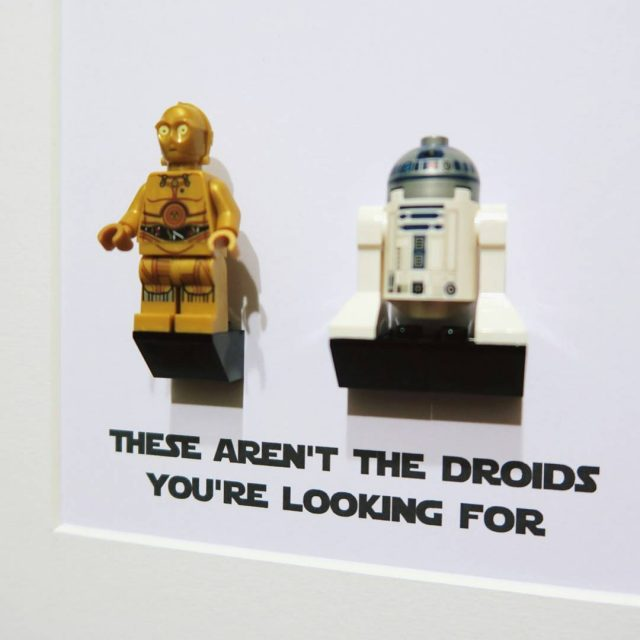 these arent the droids youre looking for kolejna ramka zhellip