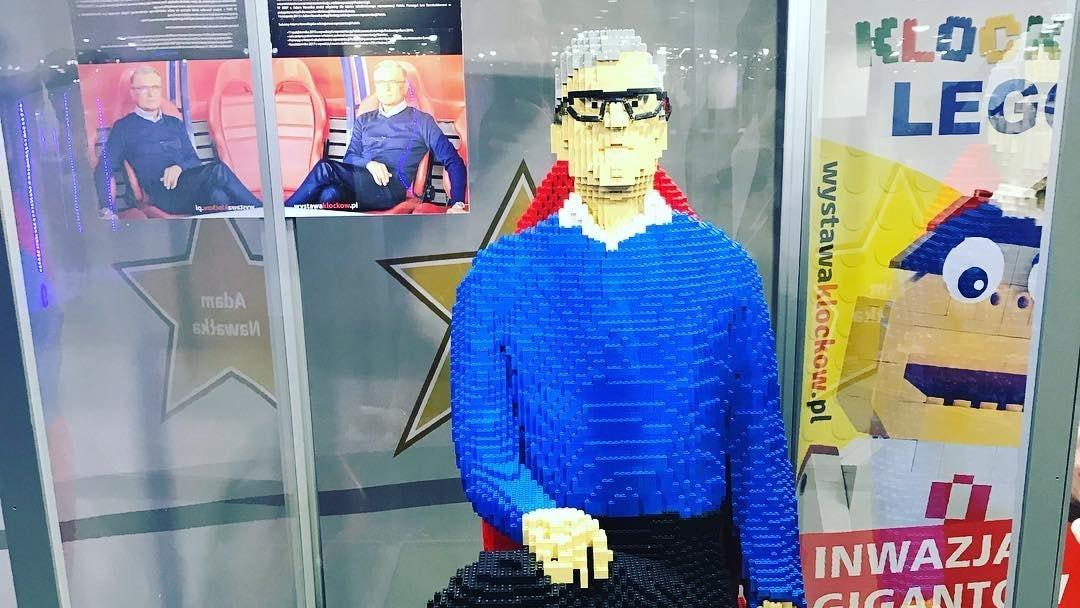LEGO na PGE Narodowym