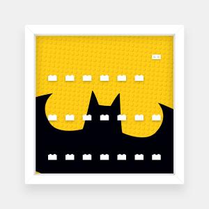 Ramka dla Lego Minifigures (Seria Batman) #1