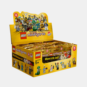 Lego 71001 Minifigures Series 10