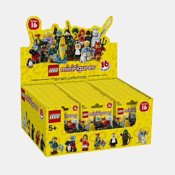 Lego 71013 Minifigures Series 16