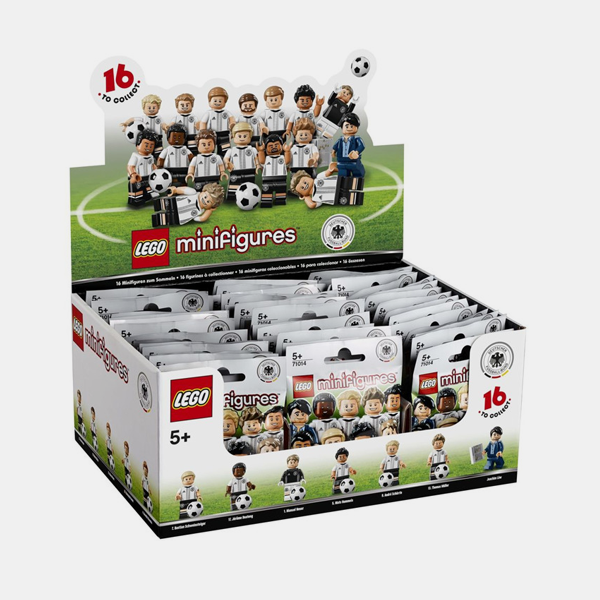 Lego 71014 Minifigures Series DFB