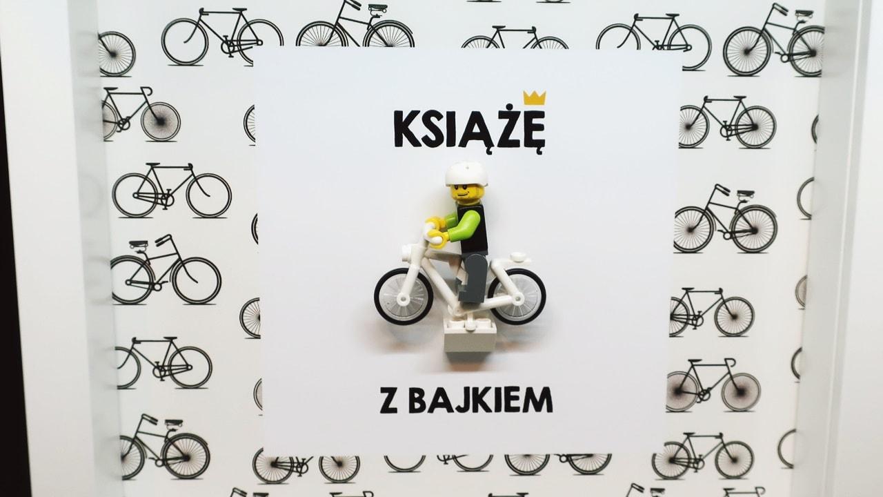 Ramka dla rowerzysty