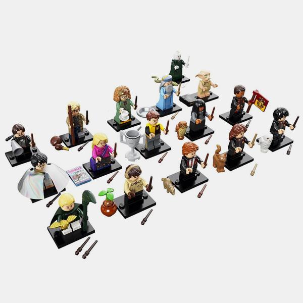 Lego Minifigures 71022 Harry Potter Series 1